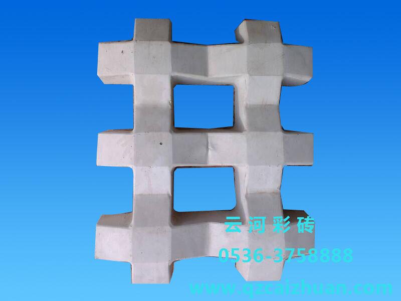 井字草坪砖可靠供应商 低价草坪砖