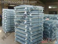 买折叠式仓储笼_来麦仑金属:北京折叠式仓储笼