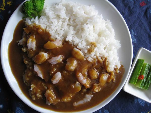 鸡块咖喱饭-特色餐饮加盟