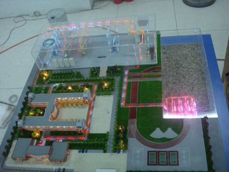烟台工业模型|烟台工业模型设计