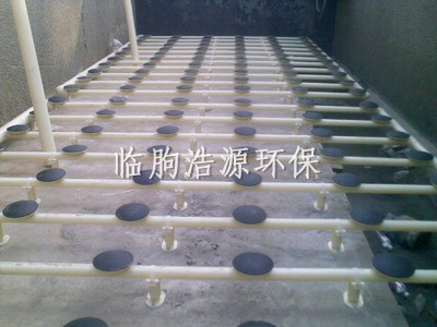 微孔曝气管路制造商_浩源环保设备供应厂家直销的微孔曝气管路
