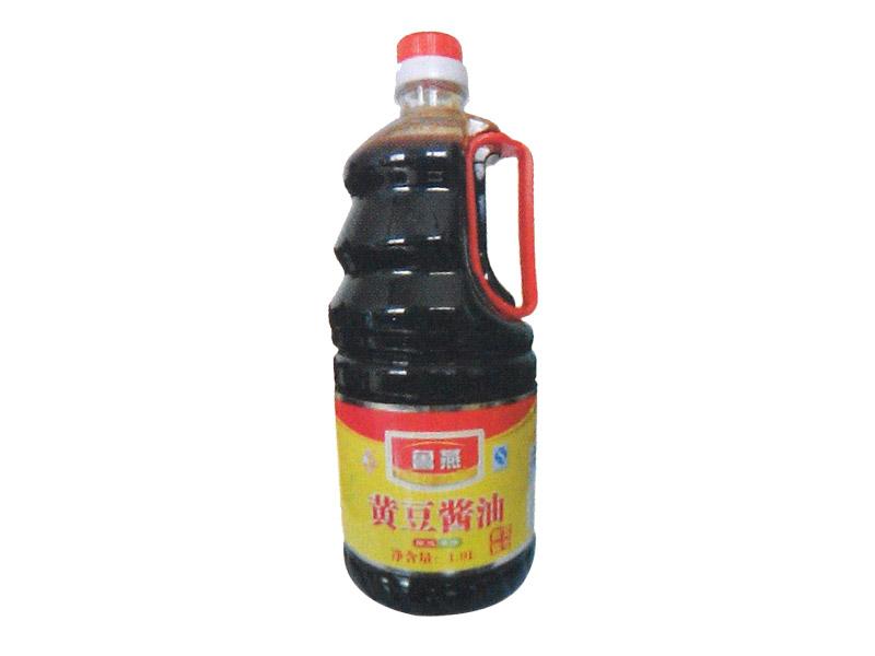 酱油醋厂家供应黄豆酱油
