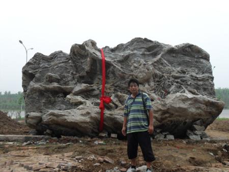 中型泰山石