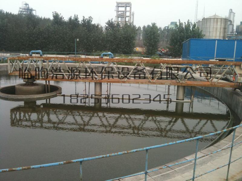 行车式刮泥机生产厂家浩源环保设备专业供应行车式刮泥机