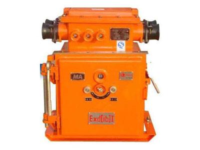 矿用隔爆型乳化液泵智能压力控制系统