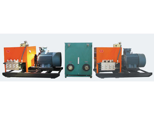 BRW型乳化液泵、泵站