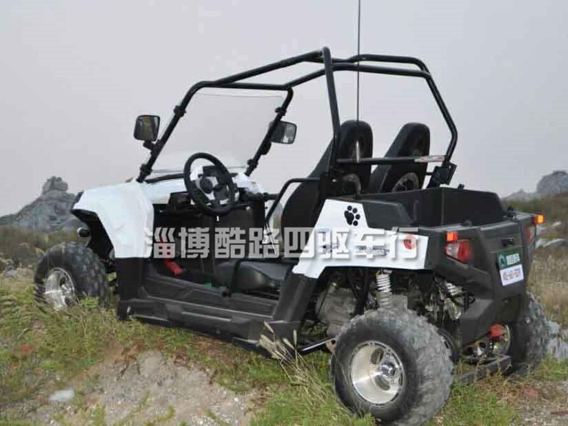 150无级变速农夫车 有加长版越野游乐代步