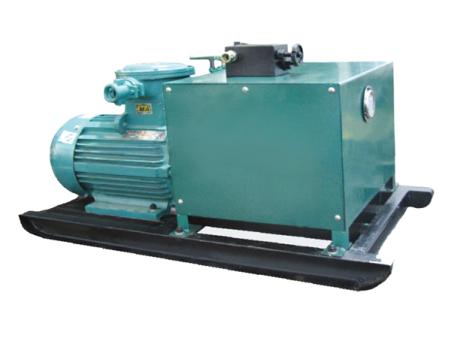 BRW63型乳化液泵、泵站(輕便移動型)