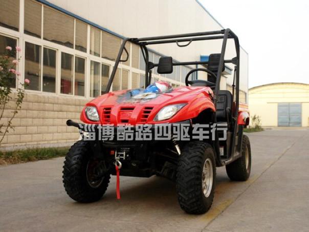 UTV400全地形农夫车
