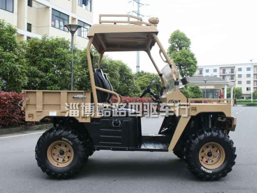 500军用四驱电全地形农夫车