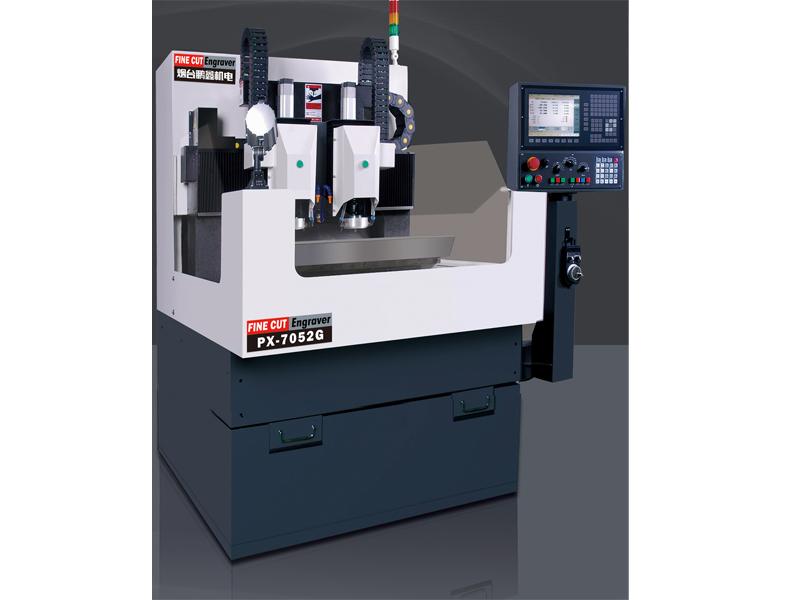 数控玻璃磨削机_PX-7052G磨削专用机