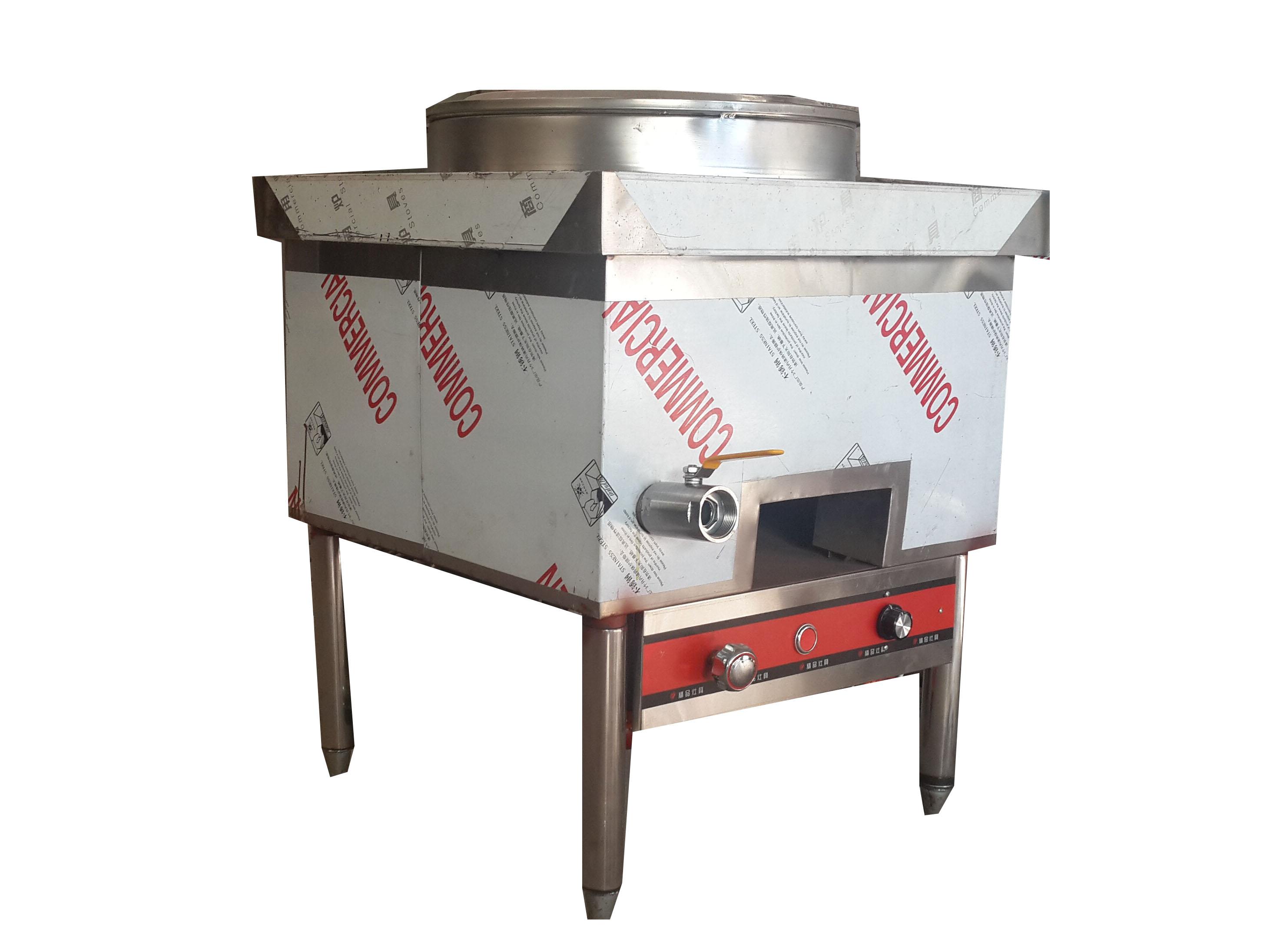 信誉好的煮面炉供应商,当选伊达厨房设备,河南煮面炉