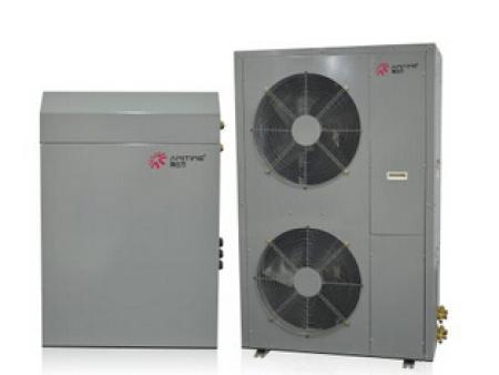 新泰空气能采暖系统