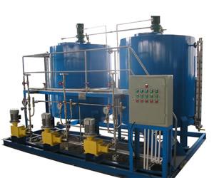 晟裕工业设备两箱三泵加药装置专卖店 四川两箱三泵生产
