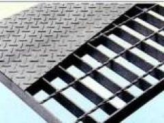 化工用平台钢格板