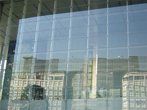 口碑好的钢化玻璃——山东新品常用幕墙玻璃结构批销