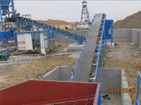 鐵礦充填站在棗莊金正鐵礦應用