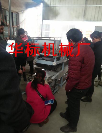选购好用的蒸汽凉皮机就选华标机械制造厂 华县多功能凉皮机
