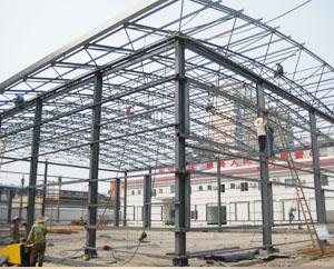 牢固的钢结构工程_广西健之泰为您供应实惠的广西钢结构钢材