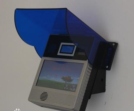 虹膜考勤机