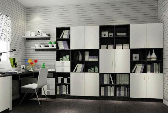 家耐特定制书柜