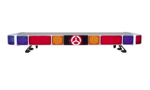 LED长排警示灯5000型红黄蓝公路局专用灯