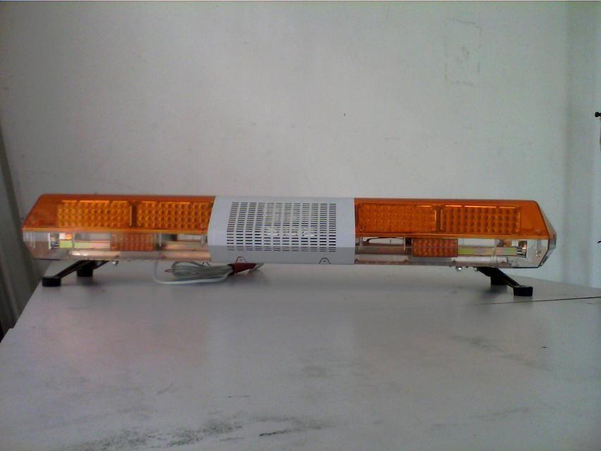 菱形1.2米LED全黄警示灯