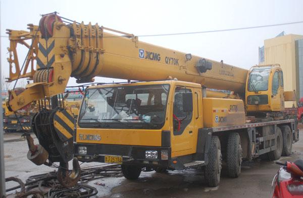 70吨-吊车