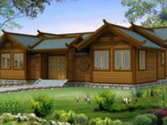 大型木屋会所公司属欣欣美丽家园专业,厦门大型木屋会所