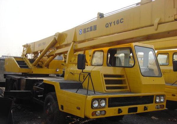 16吨-吊车