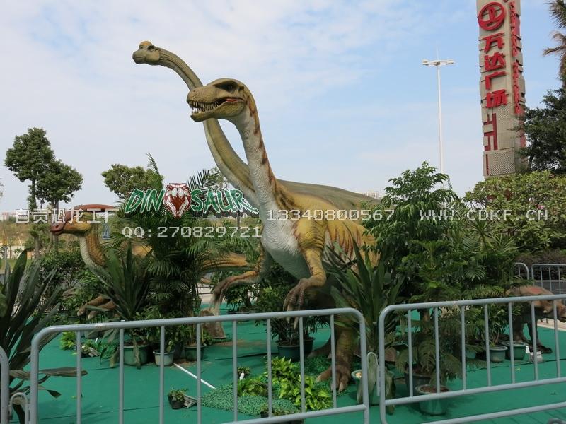 自贡市博一艺术有限公司联合科技恐龙制作贡井分公司主要以仿真恐龙、动物、怪兽、电影道具制作、销售、出租为主,拥有恐龙制作工厂,是一个综合性的公司。仿真恐龙、动物、怪兽、电影道具就是运用现代的科技手段,根据恐龙化石电脑复原图片制作出逼真的恐龙,复原制作的仿真恐龙外观、造型、动作等方面都,非常逼真,形体栩栩如生,动作惟妙惟肖。板龙蛇颈龙剑龙雷龙腕龙伪君龙禽龙重爪龙圆顶龙迅猛龙三角龙霸王龙无齿巽龙虚形龙异齿龙小盾龙肯龙嗜鸟龙轻龙鼠龙细颚龙鹦鹉嘴龙冥河龙偷蛋龙肿头龙似鸟龙副栉龙喙嘴龙棘背龙甲龙梁龙马门溪龙始祖鸟似鸵