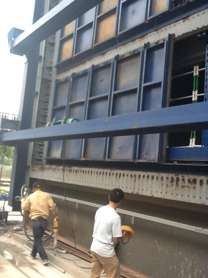 厦门钢结构幕墙维护-大量出售好用的幕墙设备钢结构