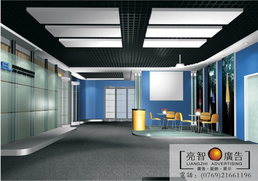 东莞五金展览设计 服装展览设计 机械展览设计 亮智专业提供图片