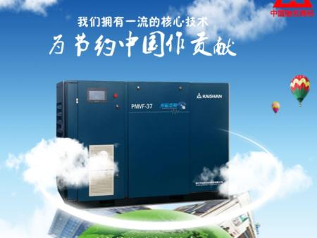 BK标准系列电动固定螺杆空气压缩机