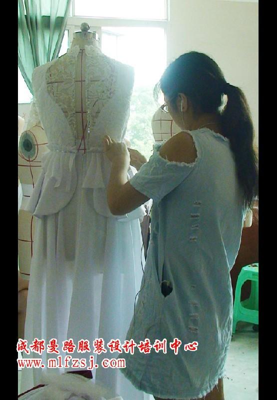 成都曼路服装设计学校