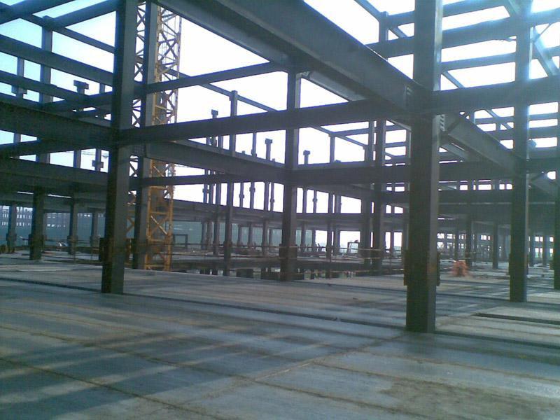 烟台钢结构厂房 烟台钢结构厂房安装 烟台钢结构
