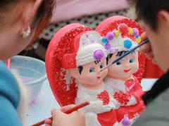 邢台石膏娃娃 临沂知名厂家为您供应优惠的石膏娃娃