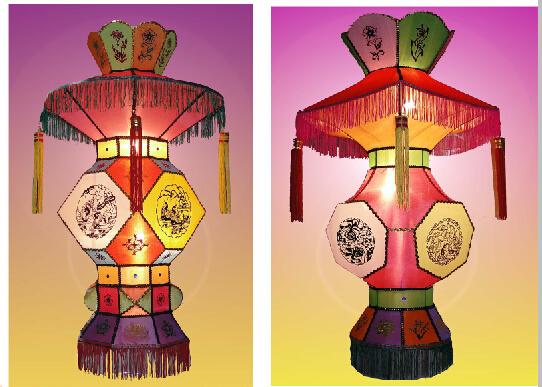 四川创意花灯,四川创意花灯设计 首选【林伟忠手工艺坊】质优