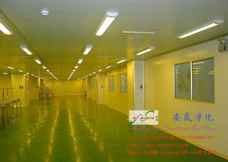东莞提供可信赖的无尘车间净化工程——揭阳无尘车间净化工程