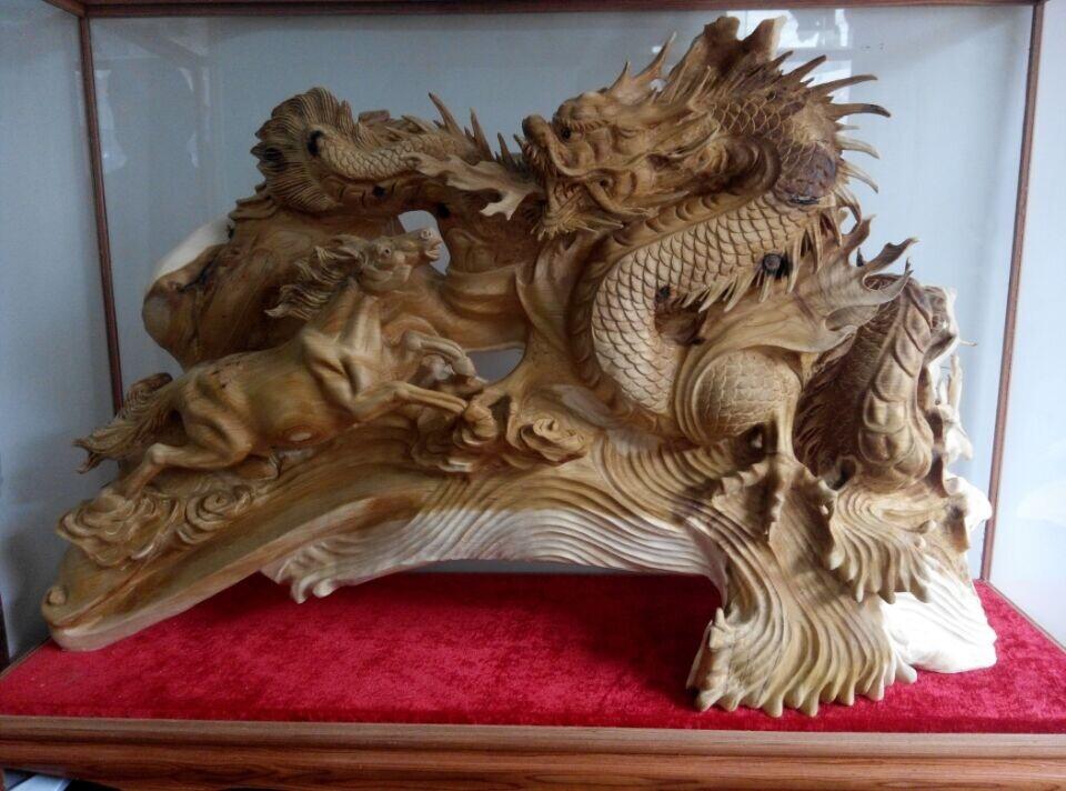 福建莆田木雕厂