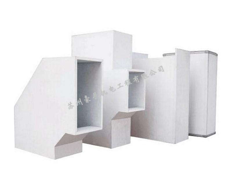 常熟镀锌风管安装厂家 上等风管苏州豪展机电工程供应