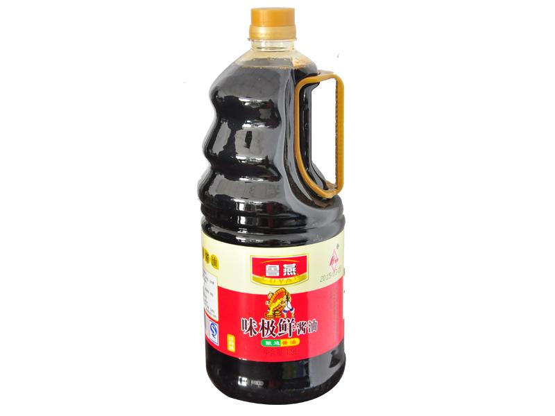 淄博知名的味极鲜酱油供应商,宁夏味极鲜酱油厂家
