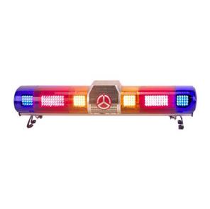 公路巡逻长排警示灯