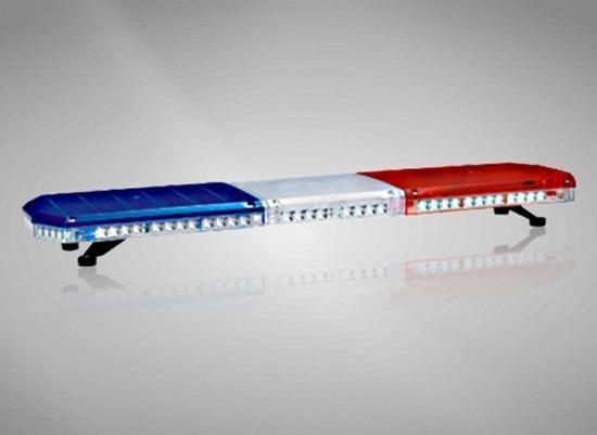 超薄菱形长排警灯1.2米