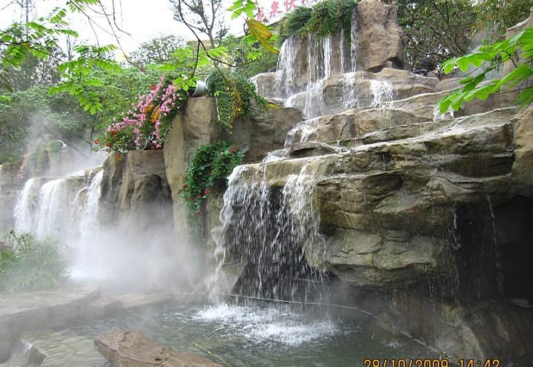 广西园林假山设计 广西园林假