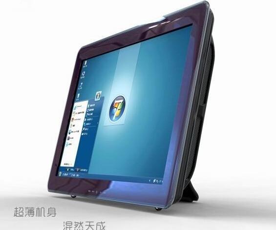 触摸电脑一体机_想买耐用的触摸屏一体机电脑就来