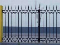 淄博铁围栏价格|造型美观的铁围栏要上哪买