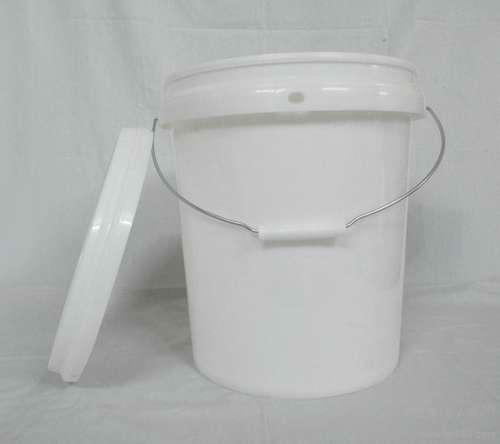 15l带水嘴圆形塑料桶