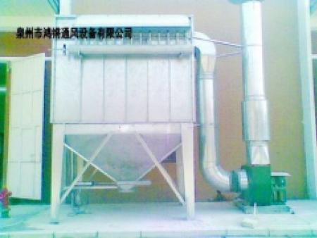 除尘设备 脉冲除尘器