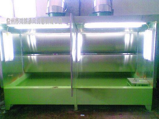 工业水帘机价格 鸿锵水帘机怎么样